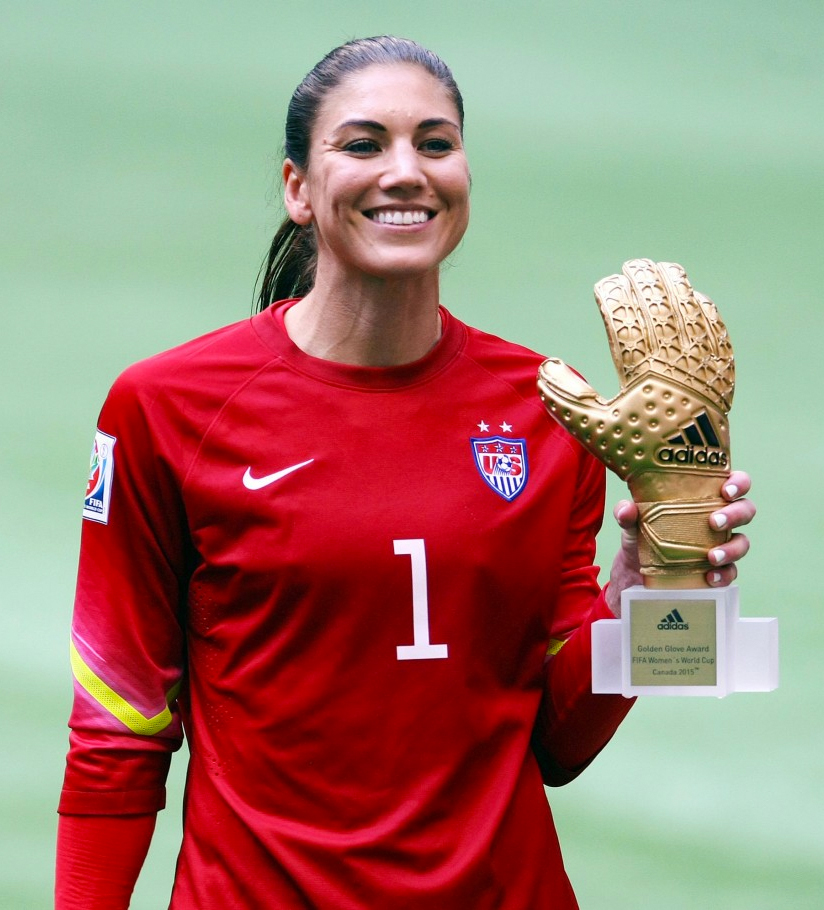 227ed18a68c Hope Solo for President of U.S. Soccer – The Official Web Site of ...